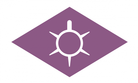 甲府市/甲府市の市章(市旗)